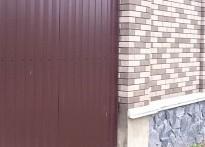 Дом Ватутинки из облицовочного кирпича